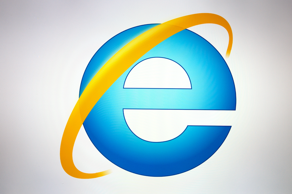 internet explorer phased out
